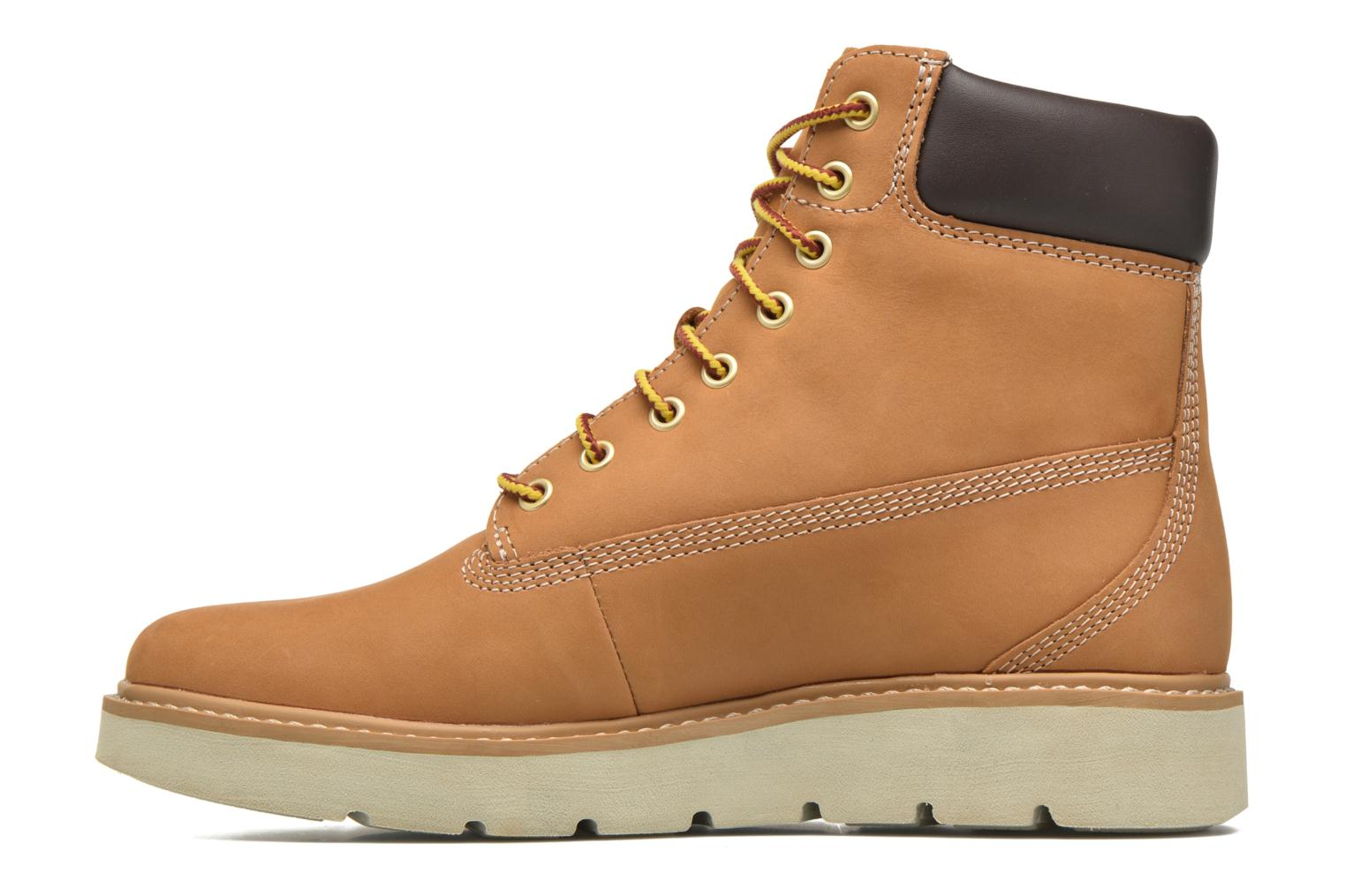Kenniston 6in Lace Up Wheat Nubuck