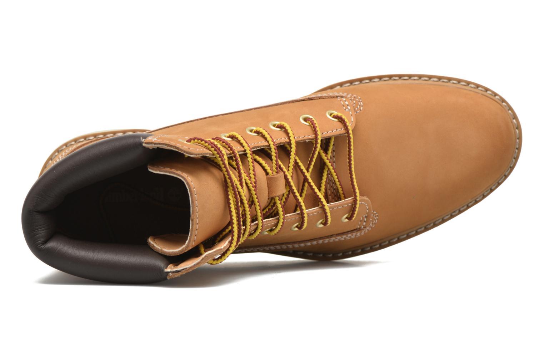 Stiefeletten & Boots Timberland Kenniston 6in Lace Up braun ansicht von links