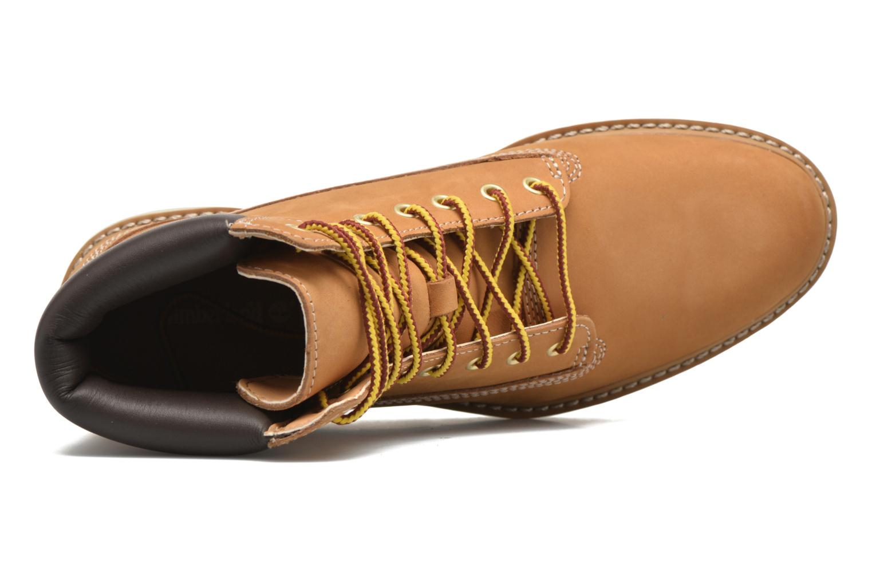Bottines et boots Timberland Kenniston 6in Lace Up Marron vue gauche