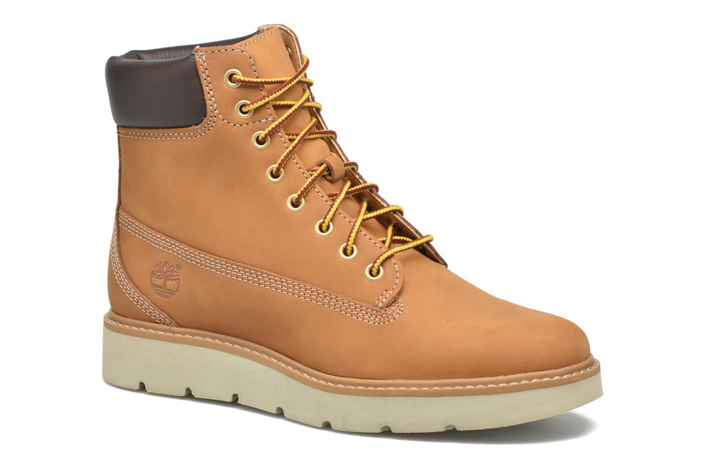 Stiefeletten & Boots Timberland Kenniston 6in Lace Up braun detaillierte ansicht/modell
