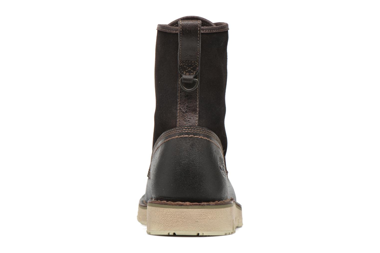 Stiefeletten & Boots Timberland Westmore Boot braun ansicht von rechts