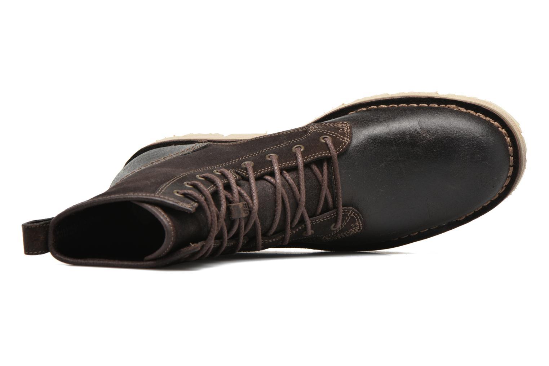 Stiefeletten & Boots Timberland Westmore Boot braun ansicht von links