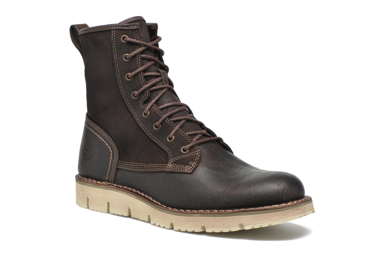 Bottines et boots Timberland Westmore Boot Marron vue détail/paire