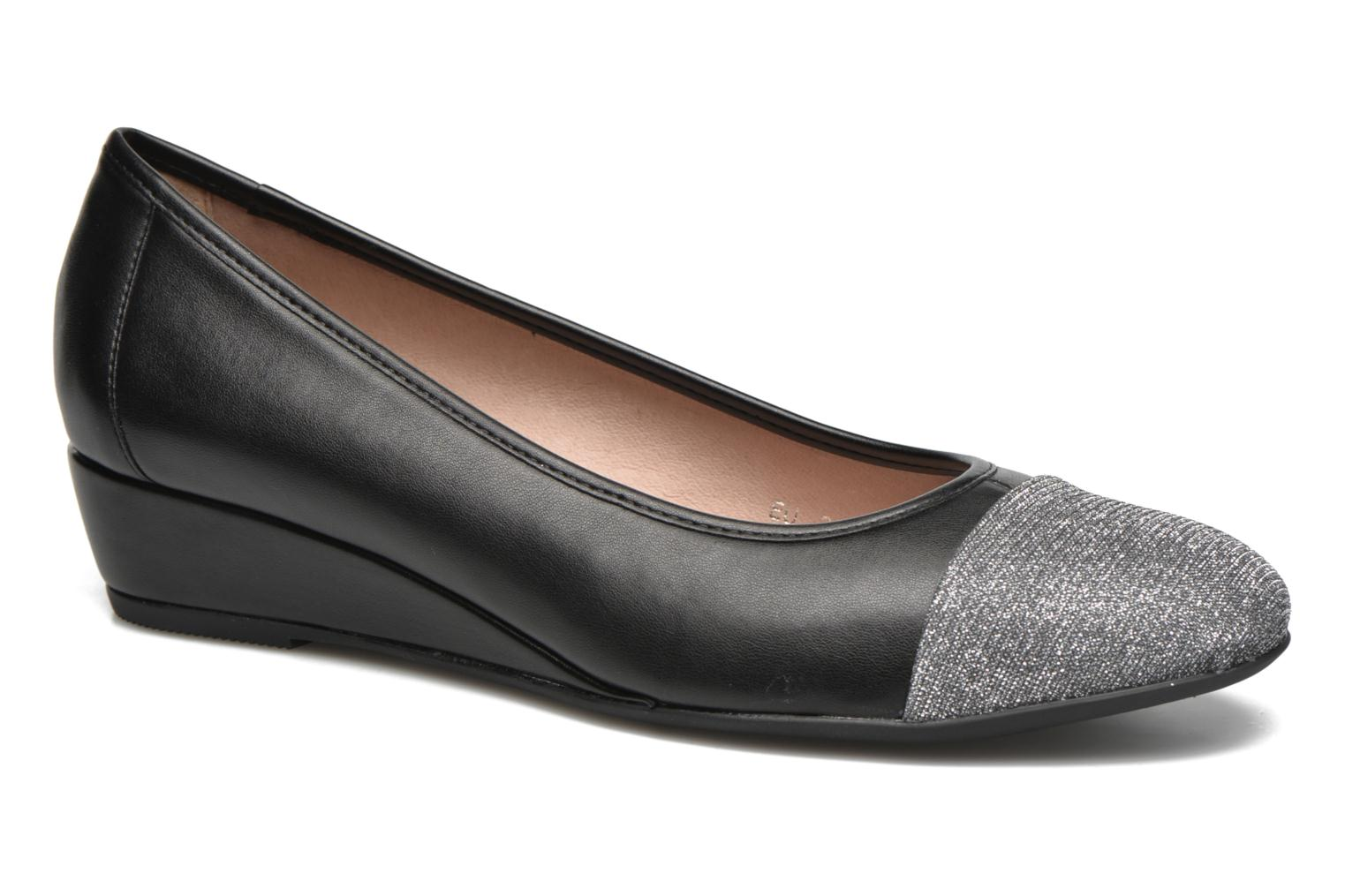 Ballet pumps Stonefly Maggie II 3 Black detailed view/ Pair view