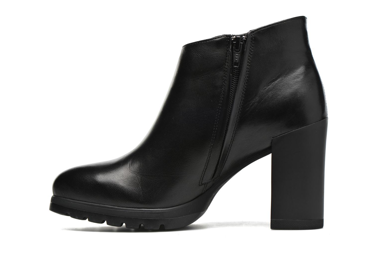 Stiefeletten & Boots Stonefly Over 3 schwarz ansicht von vorne