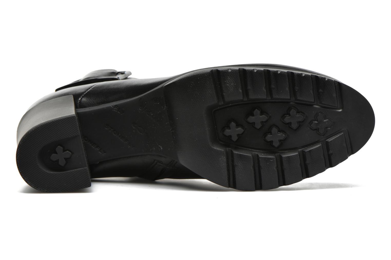 Stiefeletten & Boots Stonefly Over 3 schwarz ansicht von oben