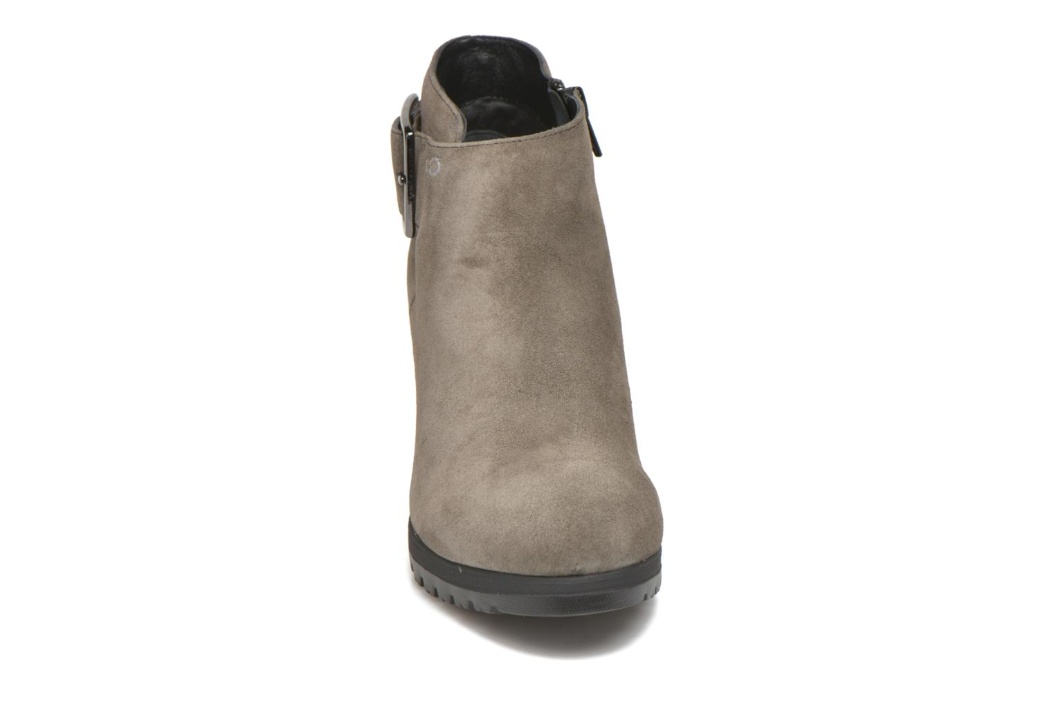 Ankle boots Stonefly Over 3 Grey model view