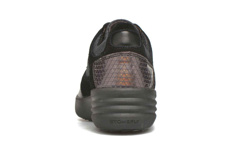 Sneaker Stonefly Romy 11 schwarz ansicht von rechts
