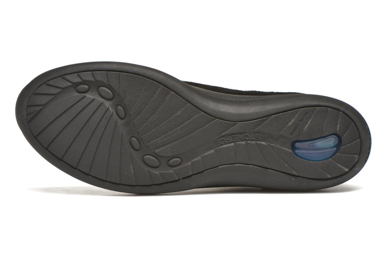 Sneaker Stonefly Romy 11 schwarz ansicht von oben