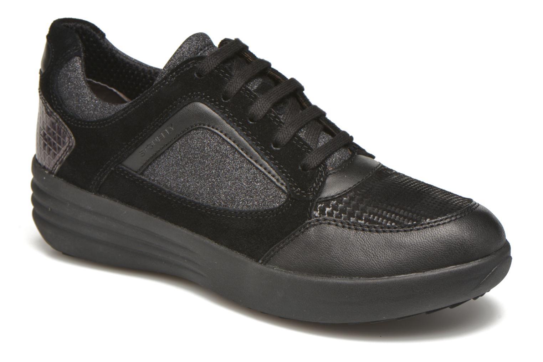 Sneaker Stonefly Romy 11 schwarz detaillierte ansicht/modell
