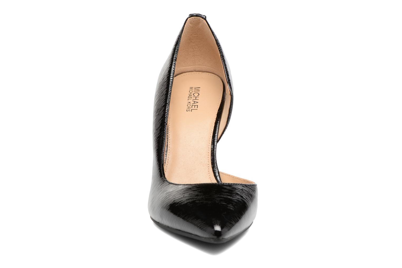 Escarpins Michael Michael Kors Nathalie Flex High Pump Noir vue portées chaussures