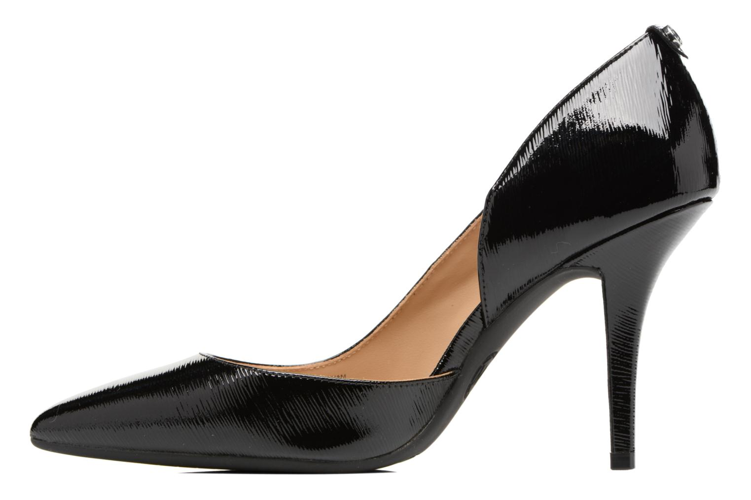 Nathalie Flex High Pump 001 BLACK PATENT