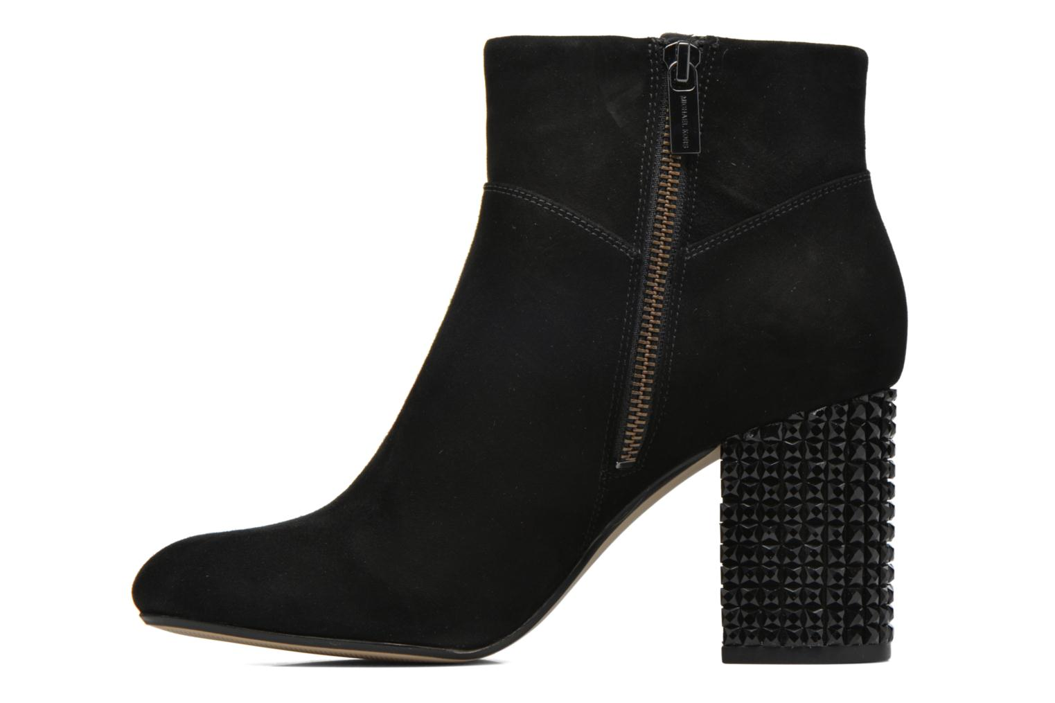 Bottines et boots Michael Michael Kors Arabella Ankle Boot Noir vue face