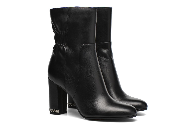 Bottines et boots Michael Michael Kors Dolores Bootie Noir vue 3/4