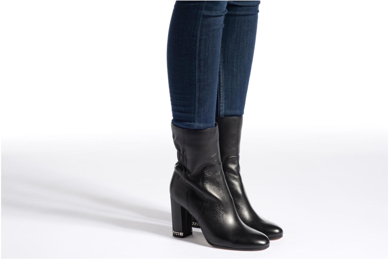 Bottines et boots Michael Michael Kors Dolores Bootie Noir vue bas / vue portée sac