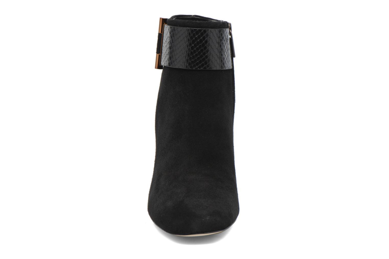 Bottines et boots Michael Michael Kors Gloria Ballet Noir vue portées chaussures
