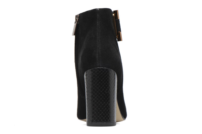 Bottines et boots Michael Michael Kors Gloria Ballet Noir vue droite