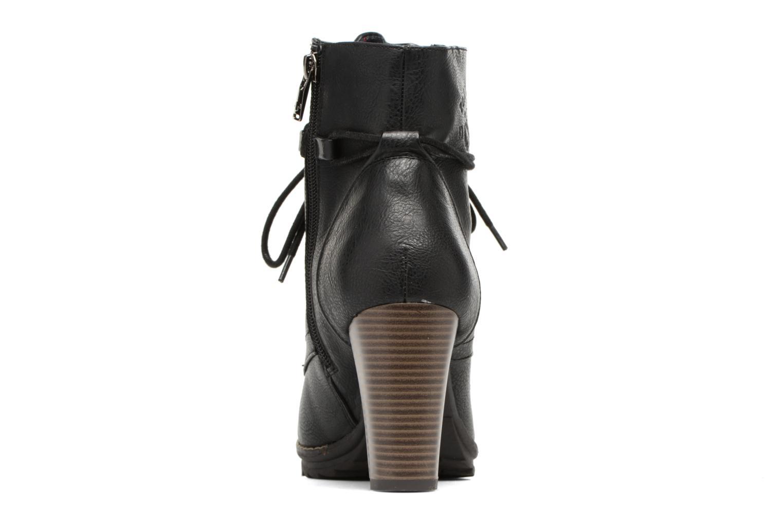 Bottines et boots Tom Tailor Hanna Noir vue droite