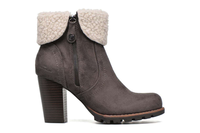 Bottines et boots Tom Tailor Claire F Gris vue derrière