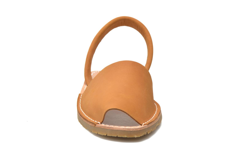 Sandalen Coolway Seilor braun schuhe getragen