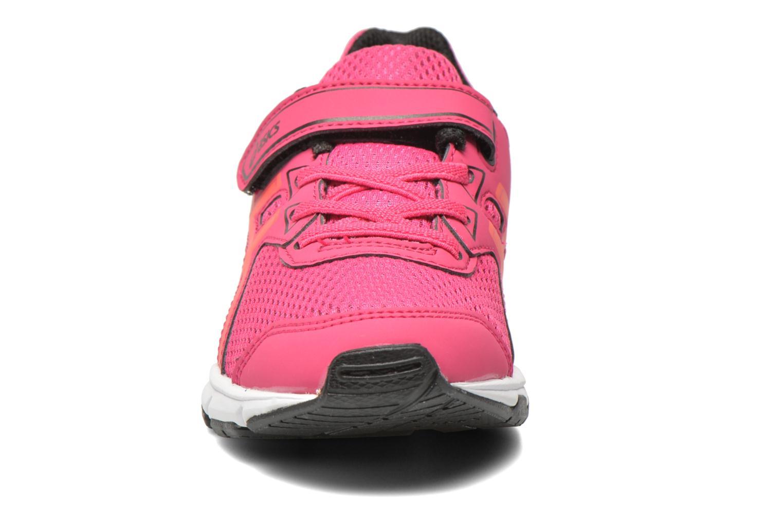 Chaussures de sport Asics Pre Galaxy 9 PS Rose vue portées chaussures