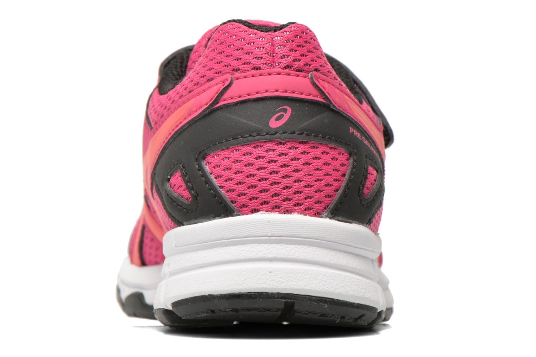Sportschuhe Asics Pre Galaxy 9 PS rosa ansicht von rechts