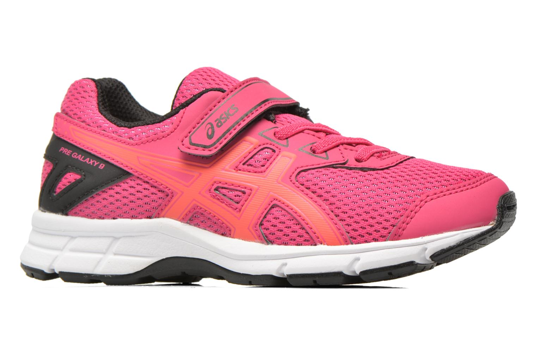 Chaussures de sport Asics Pre Galaxy 9 PS Rose vue derrière