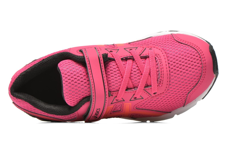 Chaussures de sport Asics Pre Galaxy 9 PS Rose vue gauche