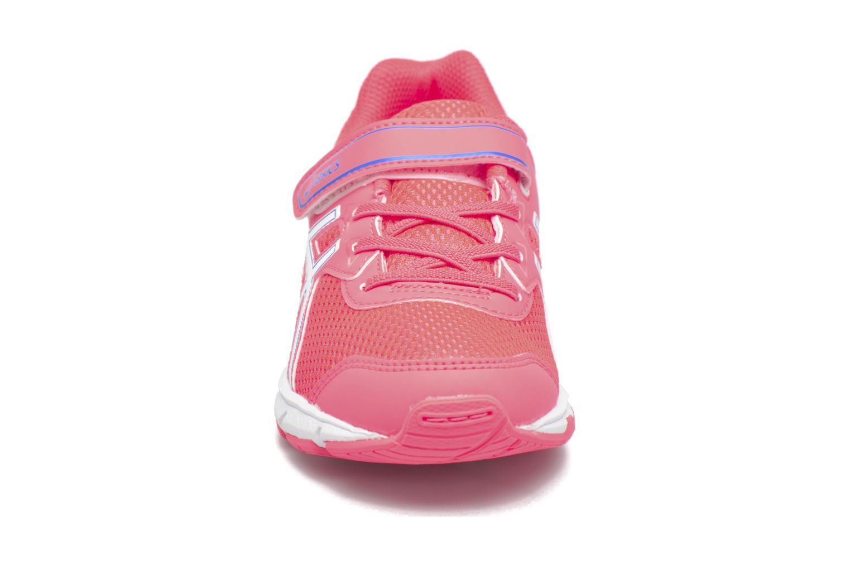 Zapatillas de deporte Asics Pre Galaxy 9 PS Naranja vista del modelo