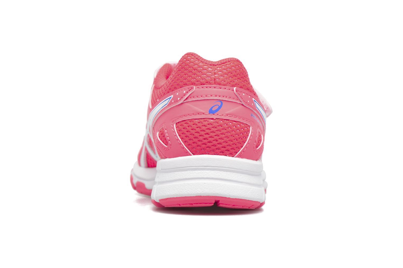 Zapatillas de deporte Asics Pre Galaxy 9 PS Naranja vista lateral derecha