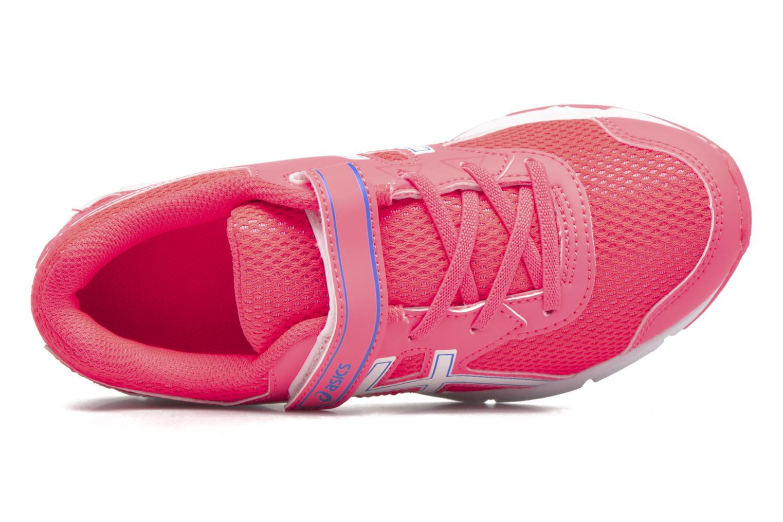 Zapatillas de deporte Asics Pre Galaxy 9 PS Naranja vista lateral izquierda