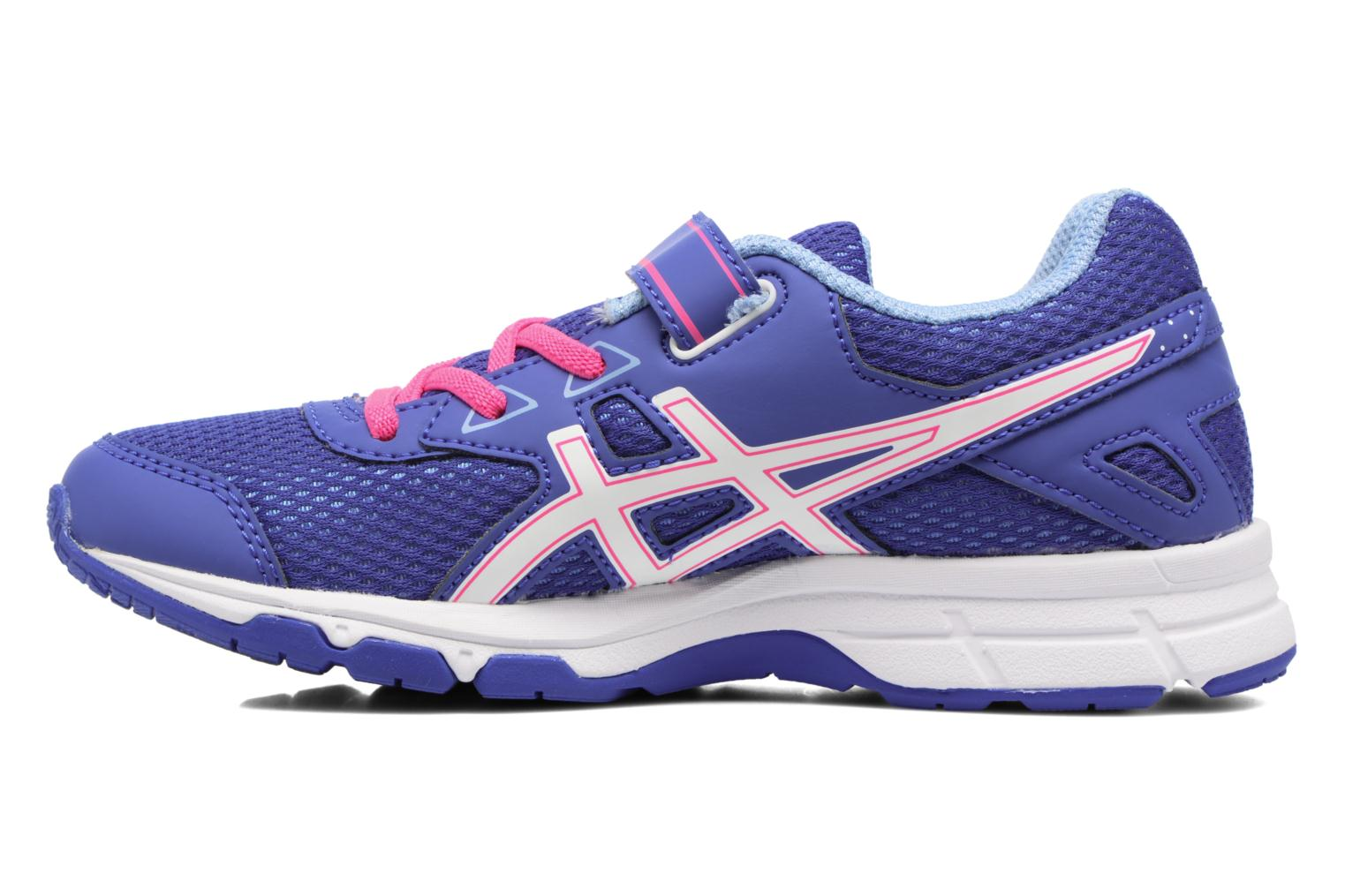 Sport shoes Asics Pre Galaxy 9 PS Purple front view