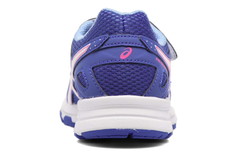 Sportschuhe Asics Pre Galaxy 9 PS lila ansicht von rechts