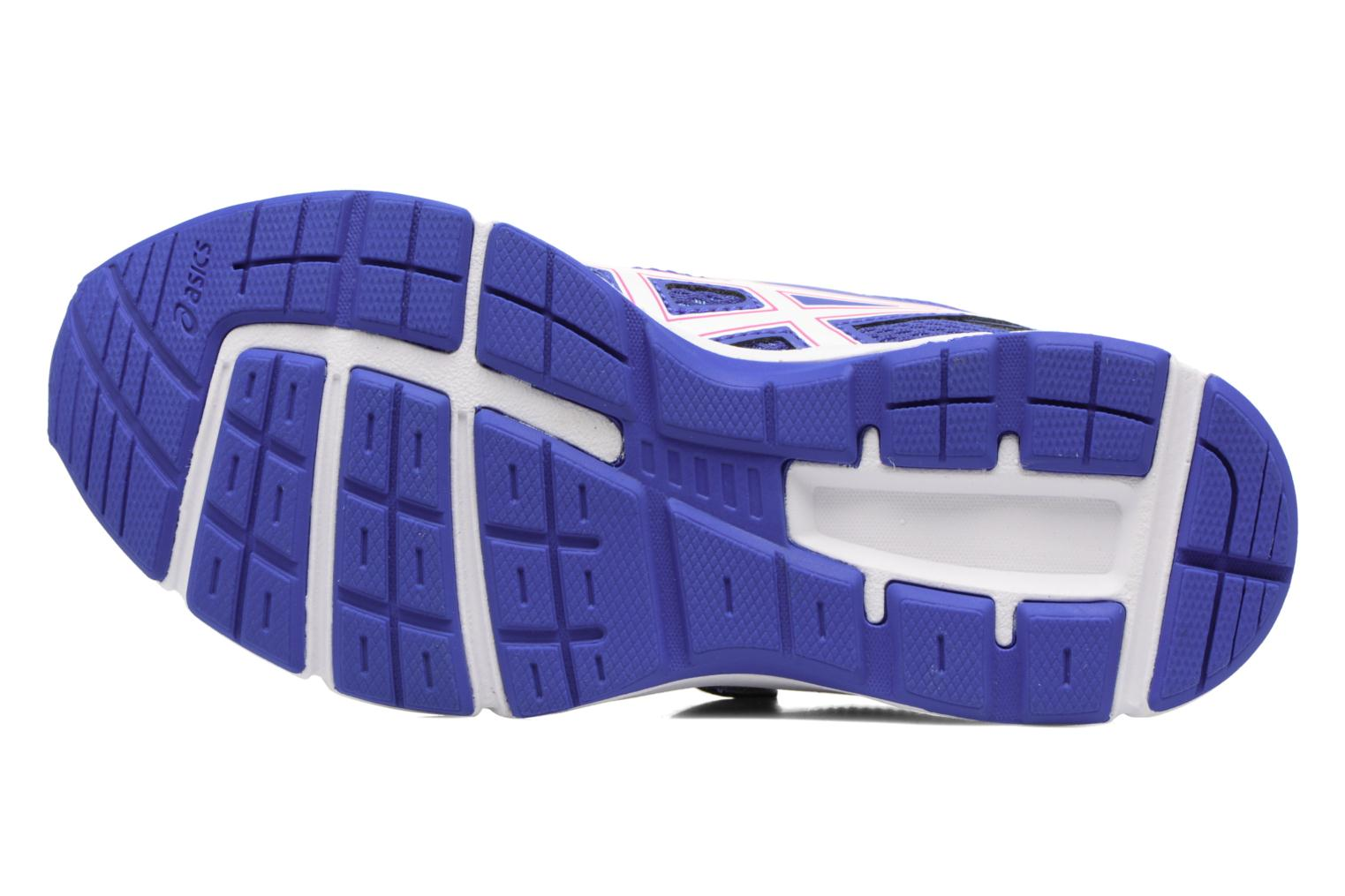 Sport shoes Asics Pre Galaxy 9 PS Purple view from above