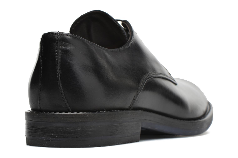 Chaussures à lacets Mr SARENZA Nills Noir vue face