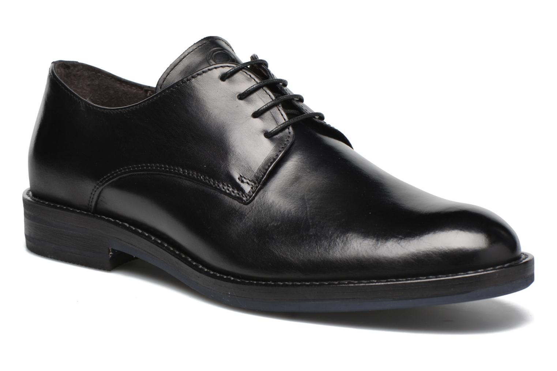 Chaussures à lacets Mr SARENZA Nills Noir vue droite