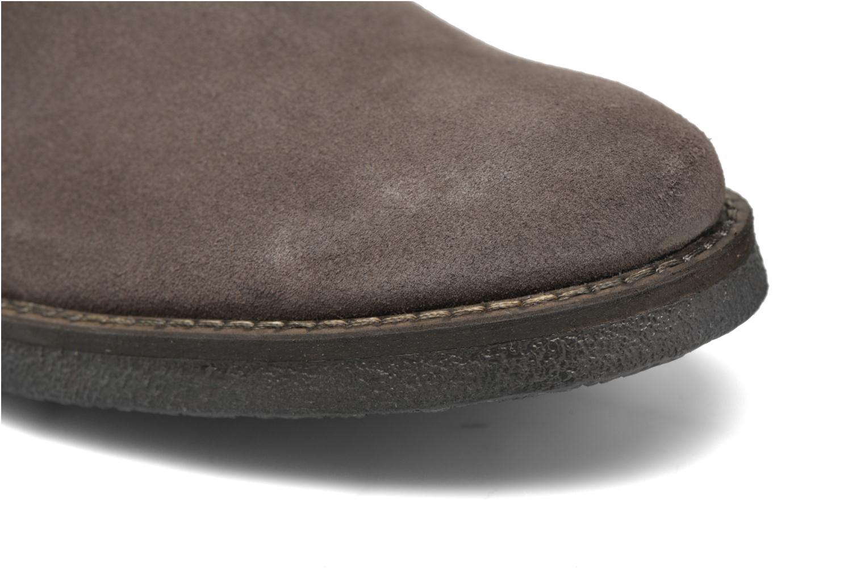 Scarpe con lacci Mr SARENZA Newest Marrone immagine sinistra