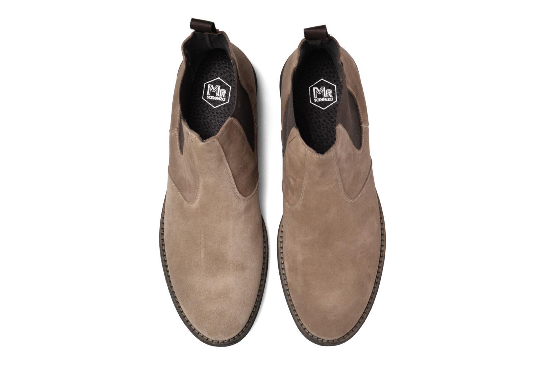Bottines et boots Mr SARENZA Norest Marron vue portées chaussures