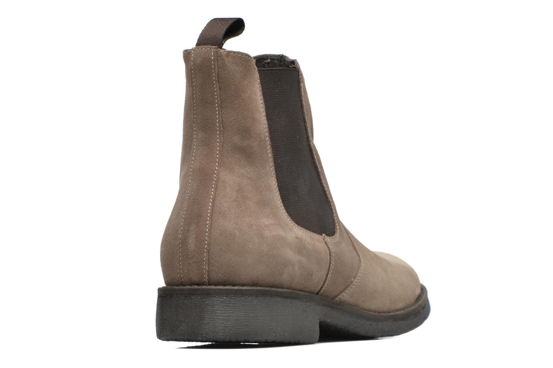 Bottines et boots Mr SARENZA Norest Marron vue face