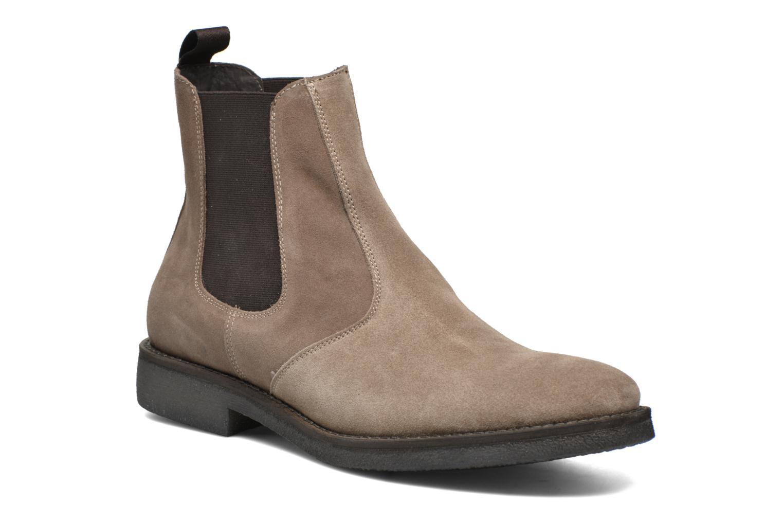 Bottines et boots Mr SARENZA Norest Marron vue droite