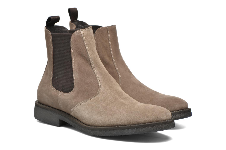 Bottines et boots Mr SARENZA Norest Marron vue derrière