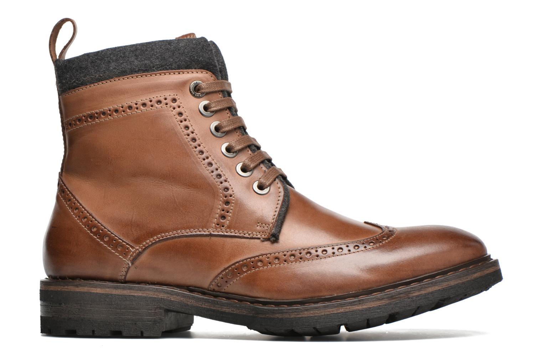 Bottines et boots Mr SARENZA Newyork Marron vue détail/paire