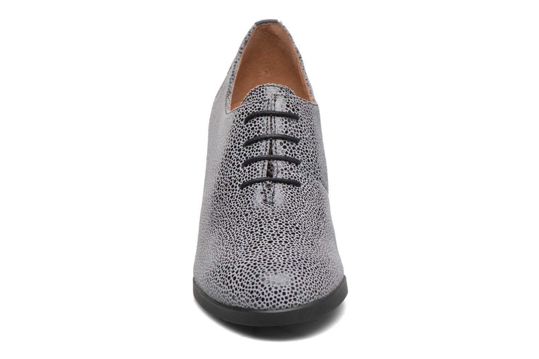 Chaussures à lacets Camper Lea K200213 Bleu vue portées chaussures