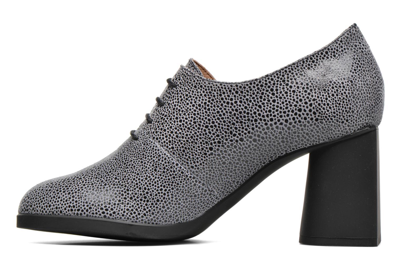 Chaussures à lacets Camper Lea K200213 Bleu vue face