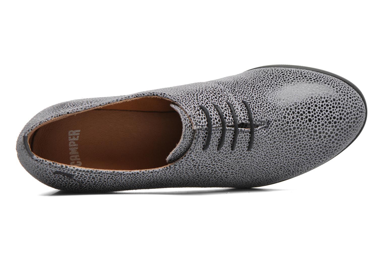 Chaussures à lacets Camper Lea K200213 Bleu vue gauche