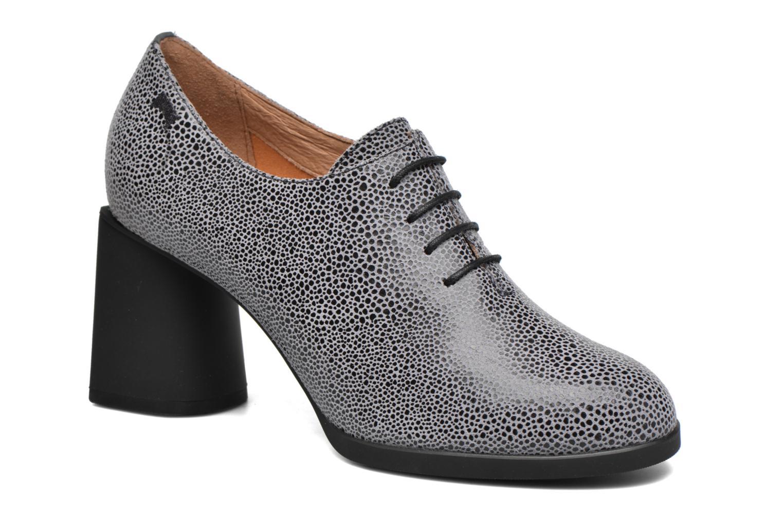 Chaussures à lacets Camper Lea K200213 Bleu vue détail/paire