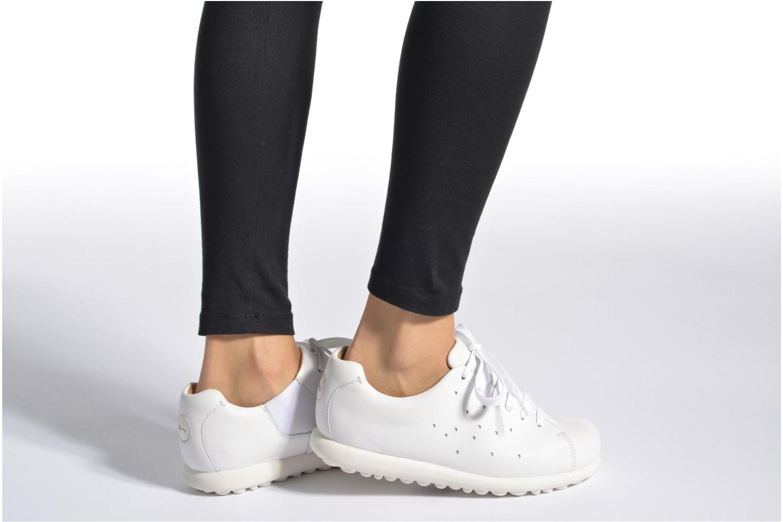Sneaker Camper TWS K200228 weiß ansicht von unten / tasche getragen