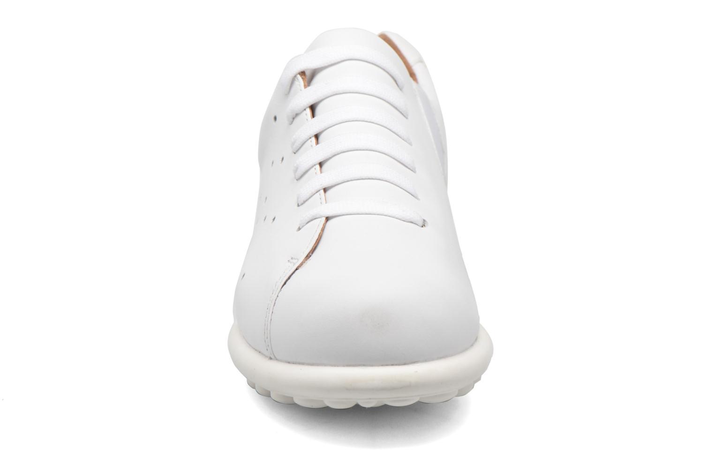 Baskets Camper TWS K200228 Blanc vue portées chaussures