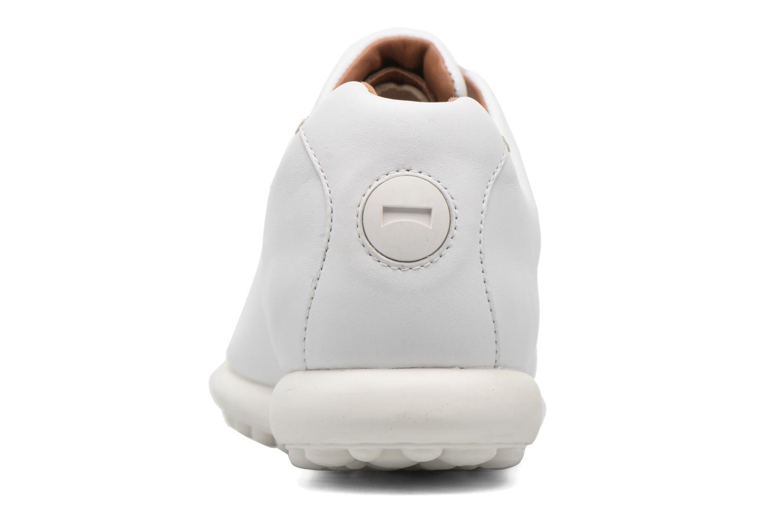 Baskets Camper TWS K200228 Blanc vue droite