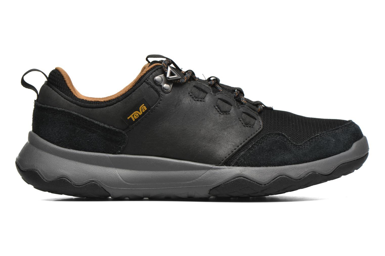 Chaussures de sport Teva Arrowood WP Noir vue derrière